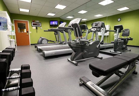 White River Junction, VT: Fitness Center