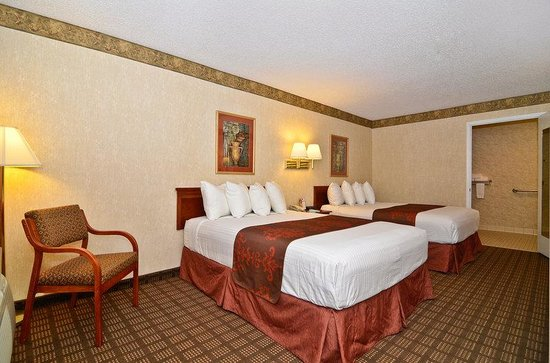 BEST WESTERN Cooper Inn & Suites: Guest Room