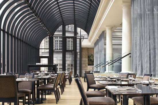 Le Meridien Piccadilly: Terrace Grill and Bar