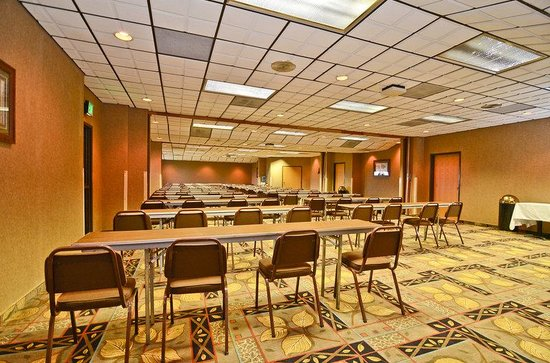 BEST WESTERN Bidarka Inn : Meeting Room