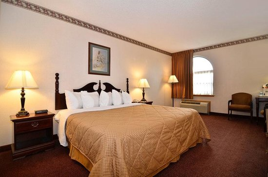 BEST WESTERN Music Capital Inn: Guest Room