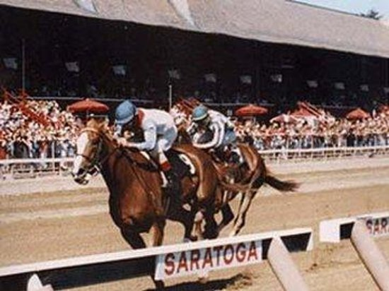 Clifton Park, tat de New York : Saratoga Race Course 