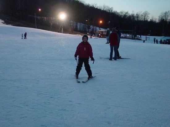 Clifton Park, Nueva York: West Mountain Night Skiing