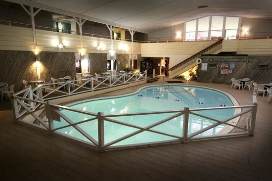 BEST WESTERN Yellowstone Inn: Indoor Heated Pool
