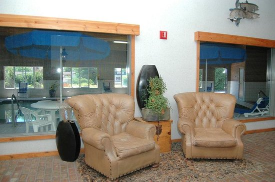 Prineville, OR: Lobby