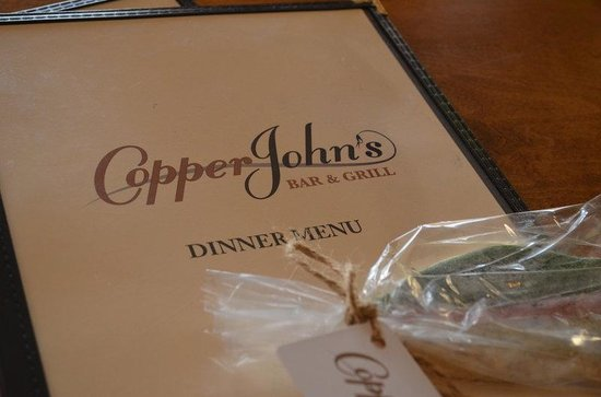 BEST WESTERN Yellowstone Inn: Copper John's Bar and Grill