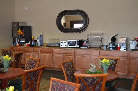 Prineville, OR: Breakfast Room