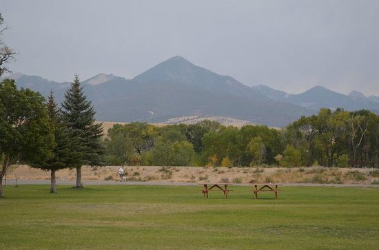 Livingston, MT: Nearby Sacajawea Park