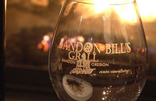 ‪‪BEST WESTERN Inn at Face Rock‬: Bandon Bill's Wine Glass‬