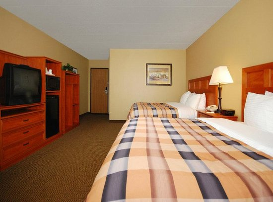 Eagle River, WI: Guest Room