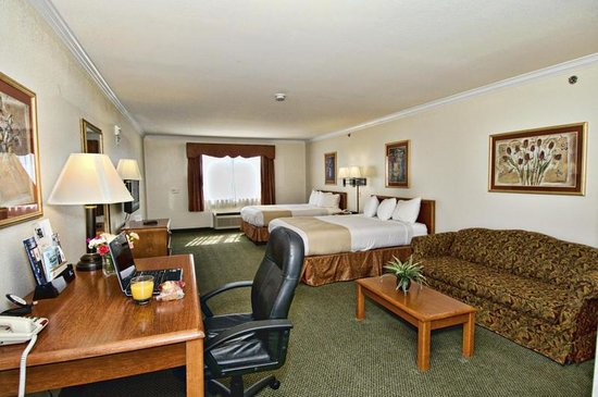 Mineral Wells, TX: Executive Suite