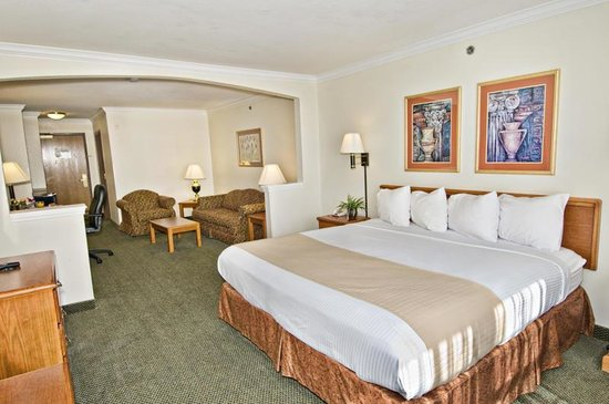Mineral Wells, TX: King Suite