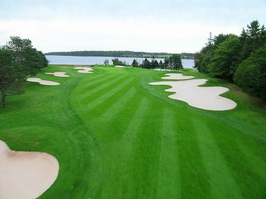 Rodd Brudenell River Resort: Dundarave Golf Course