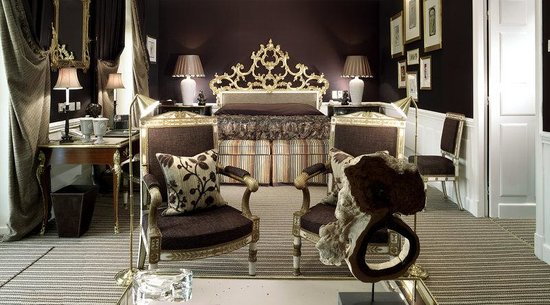 Hotel d'Angleterre: Junior Suite Luxe Panorama