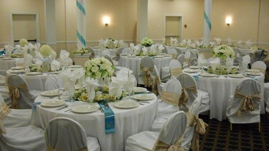 Oceanside Inn: Banquet Room
