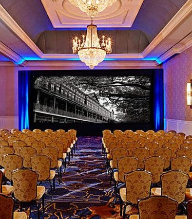JW Marriott Hotel New Orleans: Meeting Room- Theatre Set Up