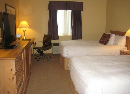 BEST WESTERN Colonel Butler Inn: Tradtional Double Guest Room
