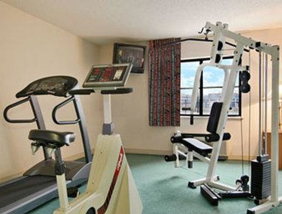 Baymont Inn & Suites Nashville/Brentwood: Fitness Center