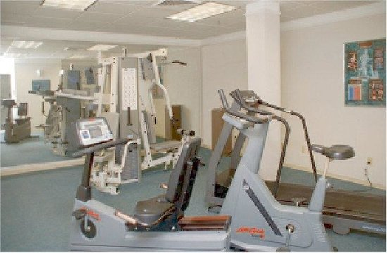 La Quinta Inn & Suites Seattle Bellevue / Kirkland: Fitness Center