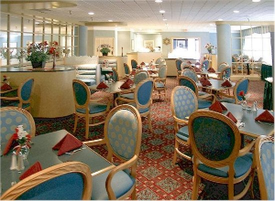 La Quinta Inn & Suites Tacoma Seattle: Breakfast Area