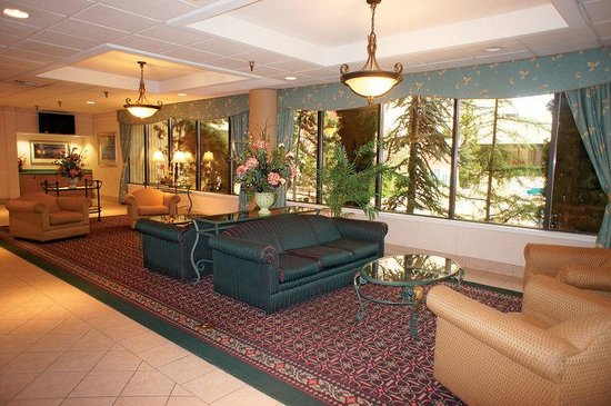 La Quinta Inn & Suites Tacoma Seattle: Lobby
