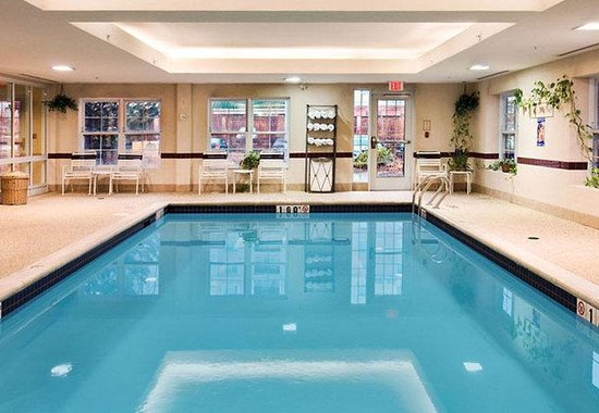 Residence Inn Toronto Mississauga/Meadowvale: Indoor Pool