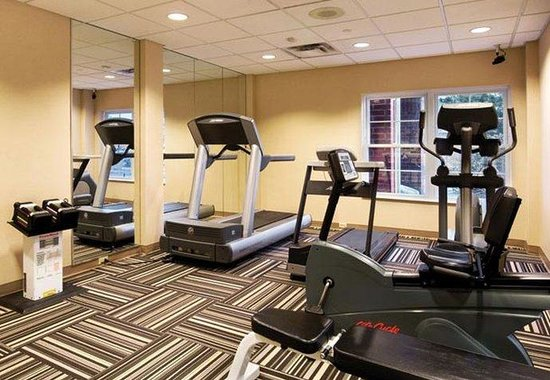 Residence Inn Toronto Mississauga/Meadowvale: Fitness Center