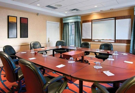 Residence Inn Toronto Markham: Meeting Room