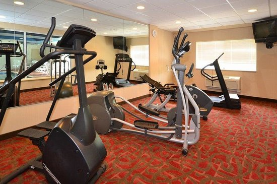 BEST WESTERN Lebanon Valley Inn & Suites: Exercise Room