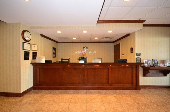 BEST WESTERN Lebanon Valley Inn & Suites: Lobby