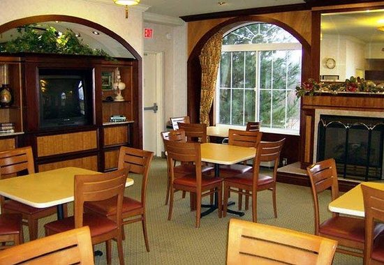 Butler, Pennsylvanie : Breakfast Area 