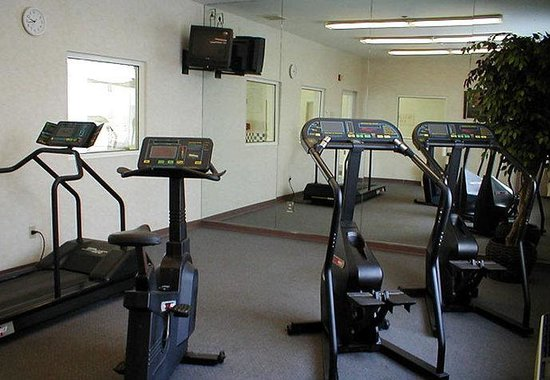 Butler, Pensilvania: Fitness Center
