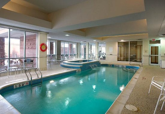 Markham, Canada: Indoor Pool