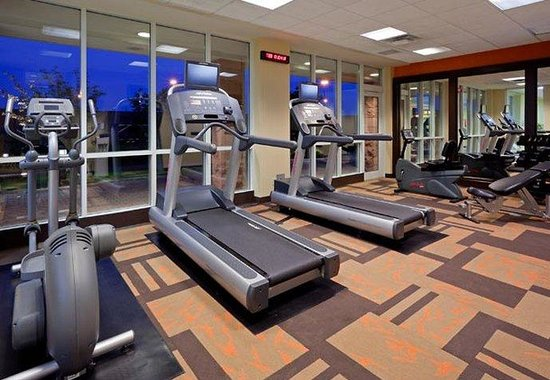 Markham, Canada : Fitness Centre 