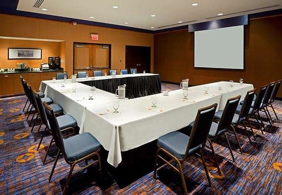 Markham, Canada: Meeting Room