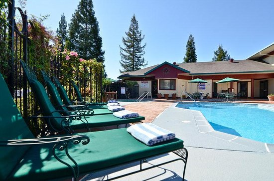 Placerville, CA: Pool