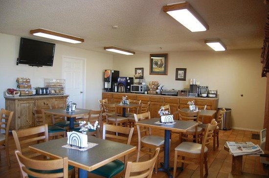 Casa Grande, AZ: Breakfast Room