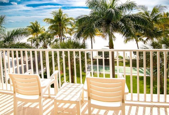 BEST WESTERN PLUS Beach Resort: Gulf Front Room Balcony