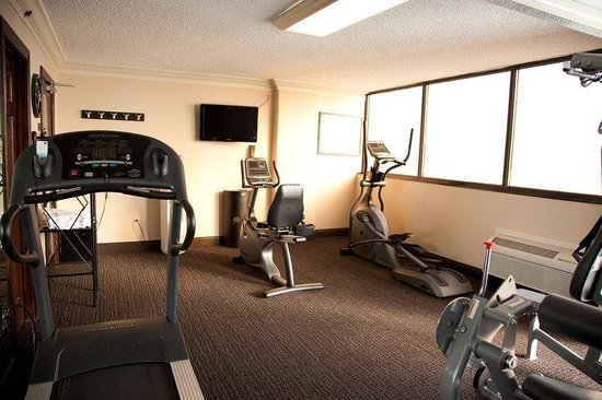 BEST WESTERN PLUS Landmark Hotel: Fitness Room