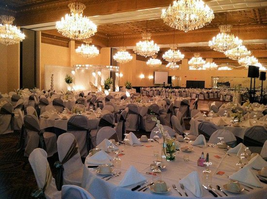 BEST WESTERN PLUS Landmark Hotel: Grand Ballroom
