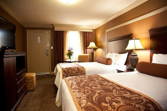 BEST WESTERN PLUS French Quarter Landmark Hotel: Double Bed Guest Room