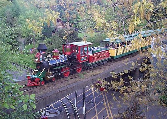 Sandy, Oregon: Washington Park Zoo And Railway