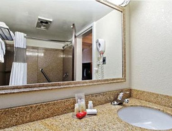 Ramada Philadelphia: Bathroom