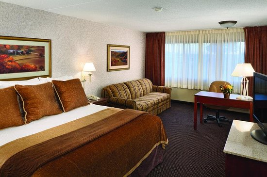BEST WESTERN Ramkota Hotel: King Guest Room