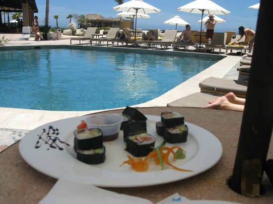 Solmar All Inclusive Resort & Beach Club: Sushi + Pileta