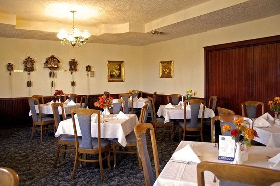 BEST WESTERN Swiss Clock Inn: Restaurant