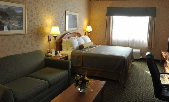 Clarendon, TX: King Room