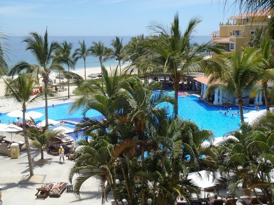 Dreams Los Cabos Suites Golf Resort & Spa: View From Room 428