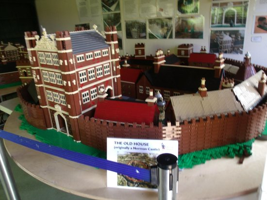 Lego model - photo courtesy of TripAdvisor
