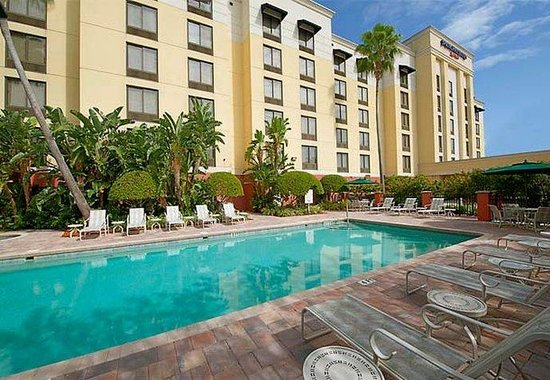 SpringHill Suites Tampa Westshore Airport: Outdoor Pool
